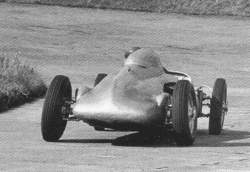 Old Racing Cars and Drivers (775 фото)
