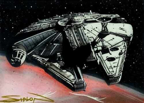 Randy Siplon - американский художник-иллюстратор (231 работ)