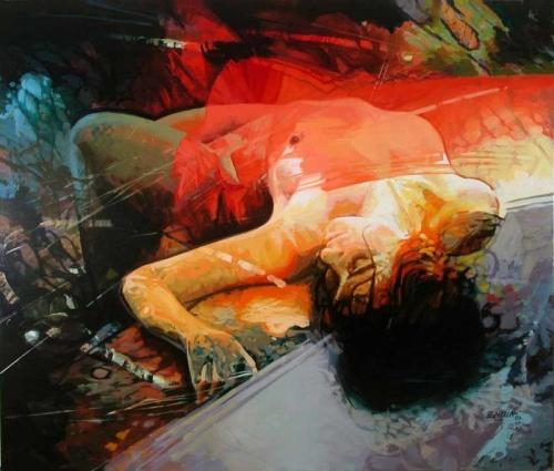 Художник Rafael Espitia (98 работ)