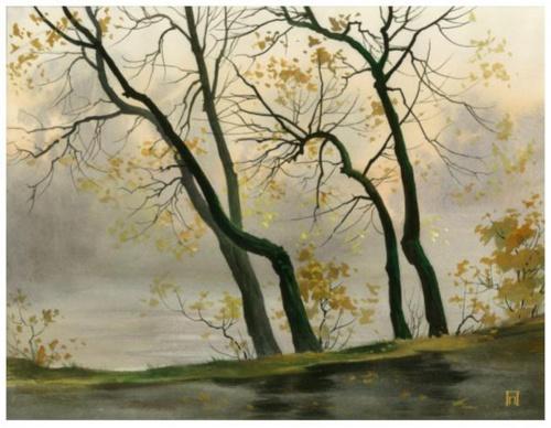 Коллекция работ художника Павла Парамонова (63 работ)
