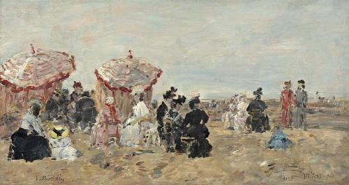 """Коллекция """"Сотбис"""" - импрессионизм, неоимпрессионизм (278 работ) (4 часть)"""