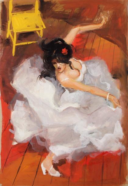 Художник-иллюстратор Antonio Parras (68 работ)