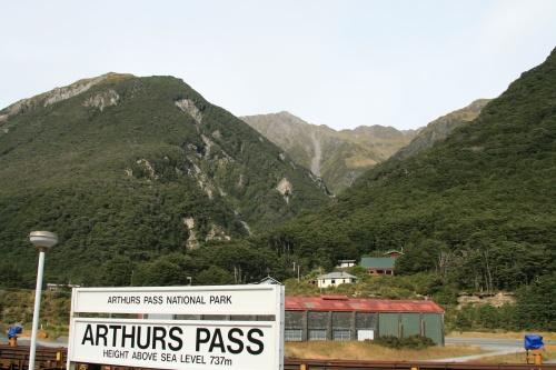Фото экскурсия - Новая Зеландия: озера, реки, горы... (122 фото) (2 часть)