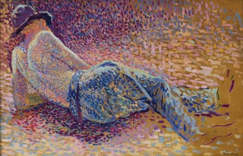 """Коллекция """"Сотбис"""" - импрессионизм, неоимпрессионизм (180 работ) (8 часть)"""