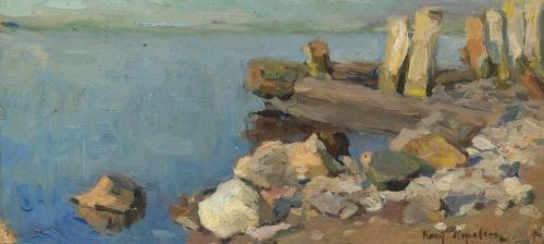 """Коллекция """"Сотбис"""" - импрессионизм, неоимпрессионизм (242 работ) (3 часть)"""