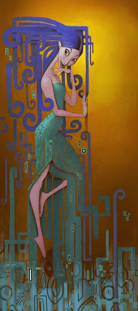 Концепт-художник Sam Nielson (107 работ)