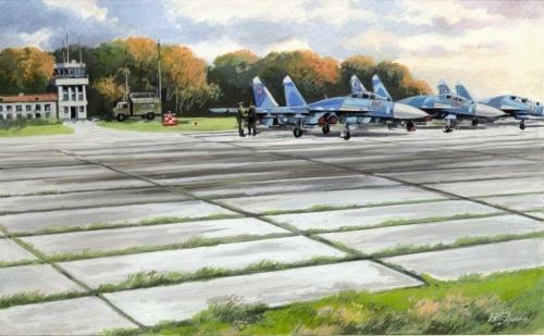 Художник Валерий Руденко (110 работ)