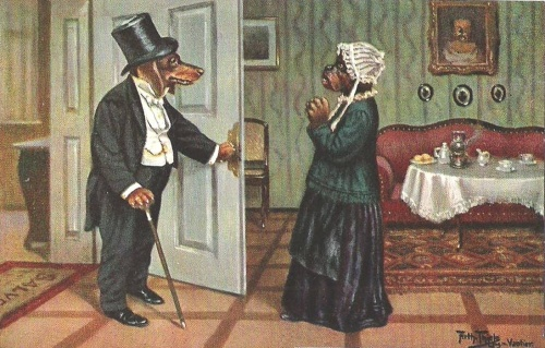 Иллюстратор Arthur Thiele (1860-1936) (99 работ)