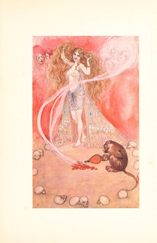 Willy Pogany (August 1882 – 30 July 1955). Faust (1908) (69 работ)