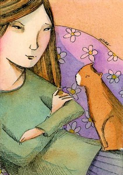 Картинки для фотошопа - Кошачий мир 3 (186 работ)