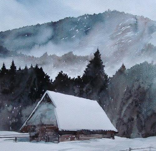 Художник-иллюстратор Szymon Biernacki (83 работ)