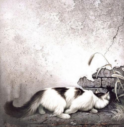 Художник Сюй Синьци (Xu Xin) (60 работ)