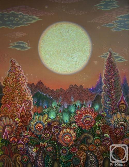 Этнофутуризм от Юрия Дырина (56 работ)