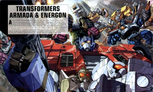 The Art of Transformers by Simon Furman (121 работ)