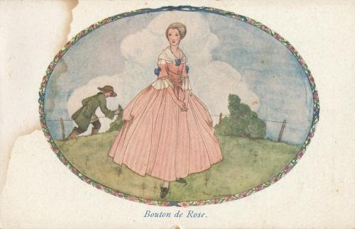 Винтажные открытки. Разная тематика.(4) (100 открыток)