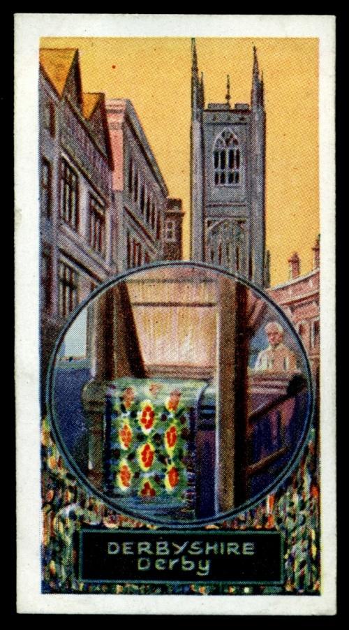 Vintage Cigarette Cards (37 серий) (812 работ) (2 часть)