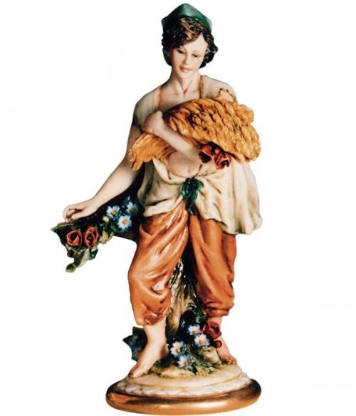 Фарфоровые статуэтки людей и сценки (120 фото)