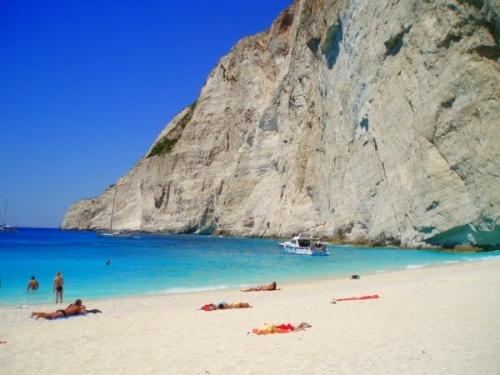 Изумительный пляж Наваджо (19 фото)