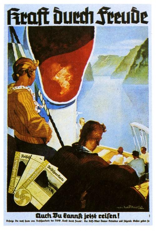 Винтажные постеры. Разная тематика (81 фото)