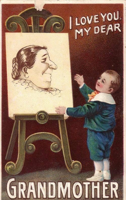 Винтажные открытки. Разная тематика.(2) (100 открыток)