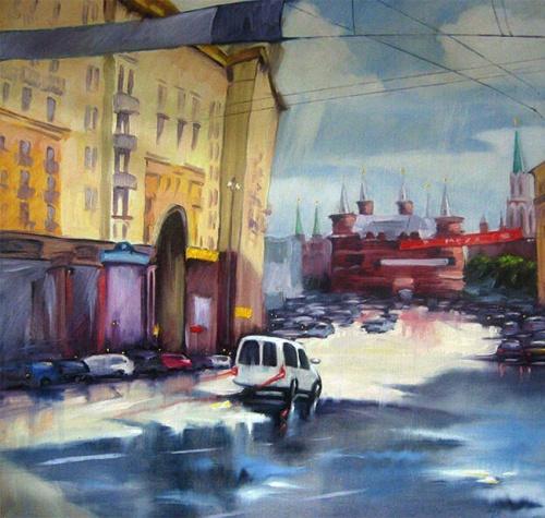 Художник Виктор Кузнецов (60 работ)