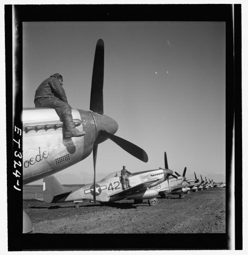 Авиация прошлого.. (4 фото)