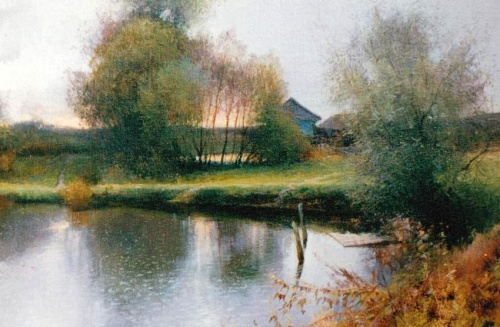 Художник Александр Яцковский (43 работ)