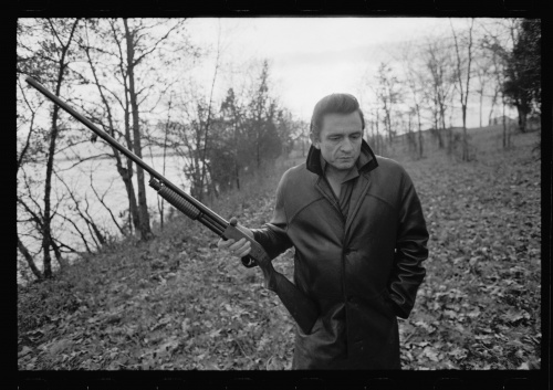 Джонни Кэш / Johnny Cash (10 фото)