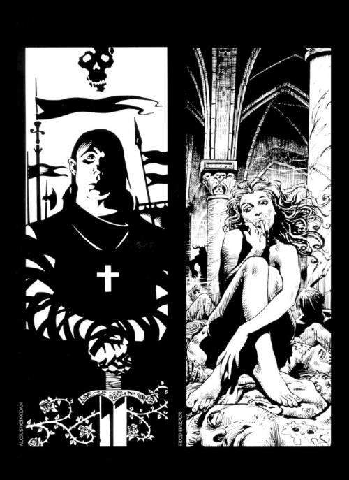 Art of Vampire the Masquerade (97 работ)
