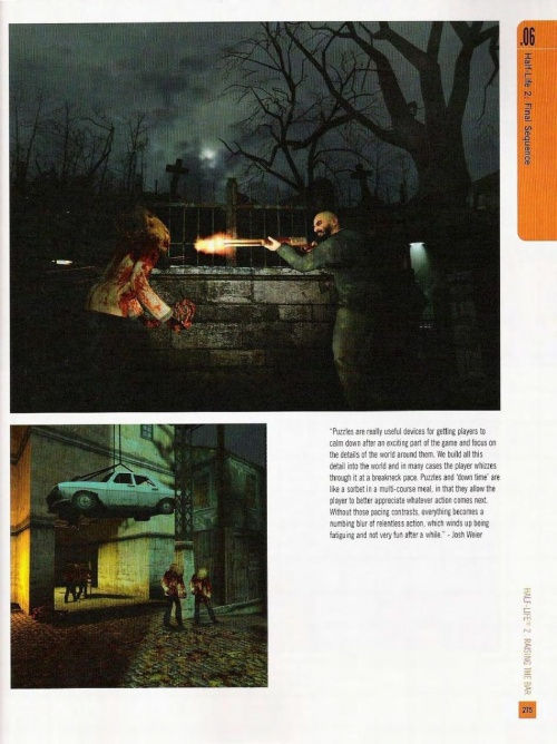 Half Life 2 Raising The Bar Official Guide and Artbook (274 работ)