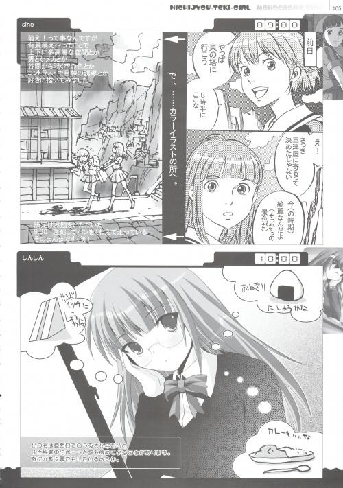 Girls Girls Girls! Artbook (55 работ) (2 часть)