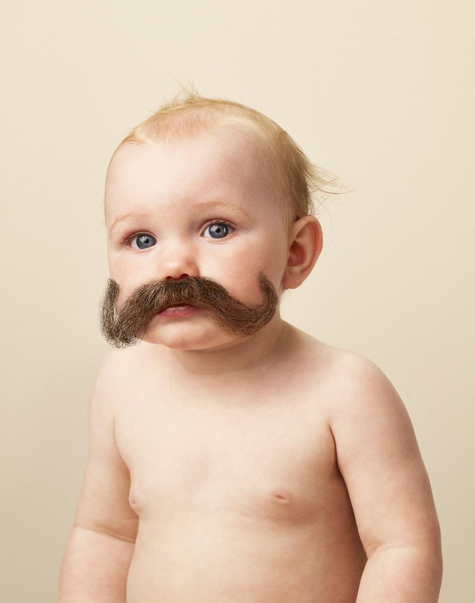 Фото прикол бородатые дети