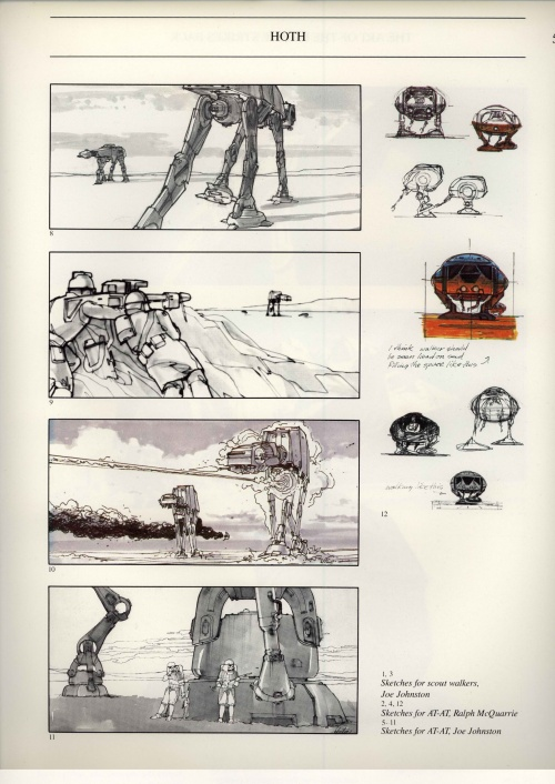 The Art of Star Wars - Episode V by Deborah Call (177 работ)