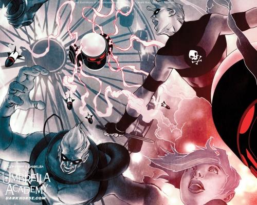 Comics Pin-Up (59 работ)