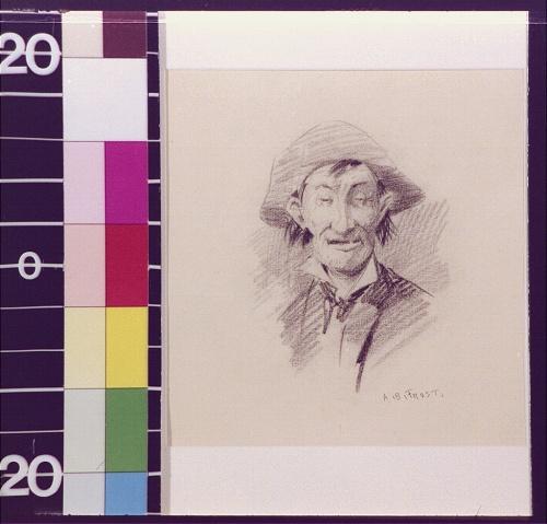 Arthur Burdett Frost (1851 - 1928) (55 работ) (1 часть)