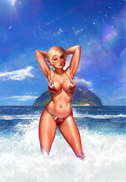 Artworks by Digital Artists # 7 (34 работ)