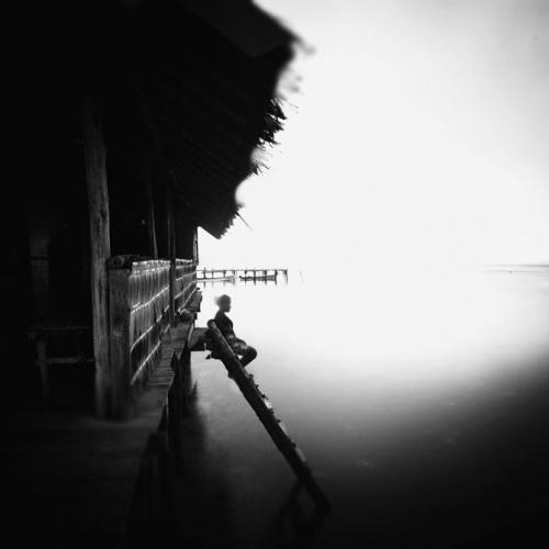 Чёрно-белая Азия (31 фото)