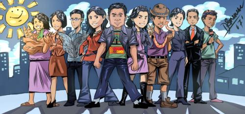 Dennis Menese - подборка творчества филиппинского художника (115 работ)