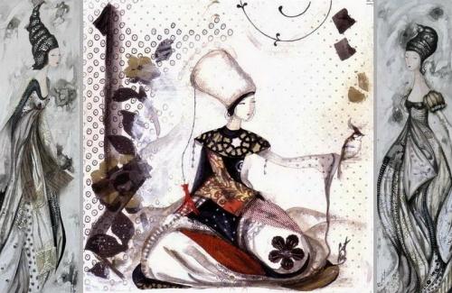 Творчество Catherine Rebeyre (23 работ)