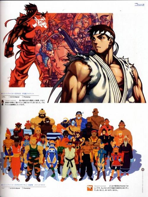 Capcom Design Works (243 работ)