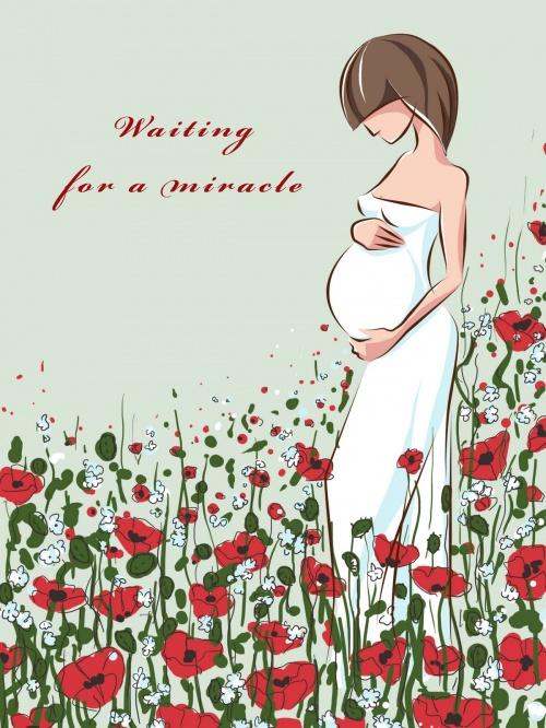 Поздравления беременных с днем матери