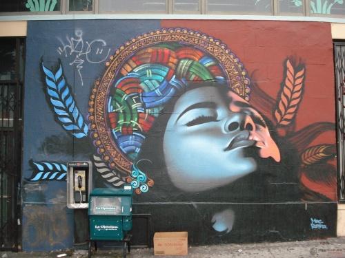 Граффити /Wallpapers Graffiti (95 работ)