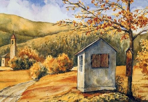 Японский художник Hashimoto Norie (38 работ)