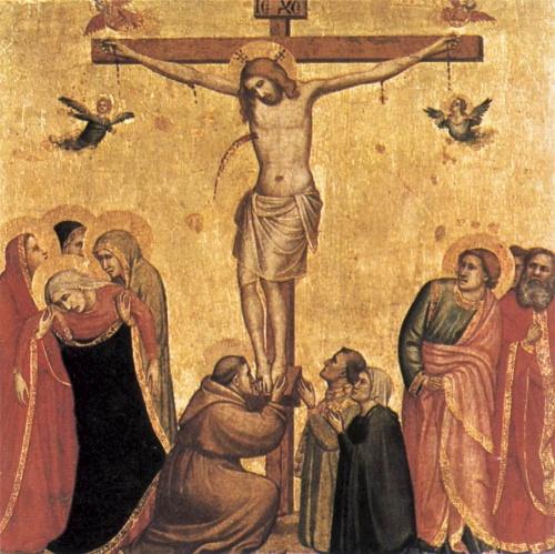 Шедевры мировой живописи - Джотто ди Бондоне (119 работ)
