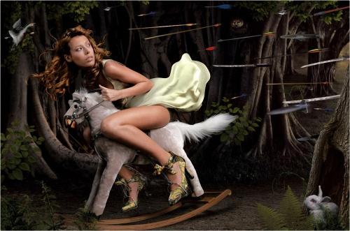 Glamour Illusions (15 фото)