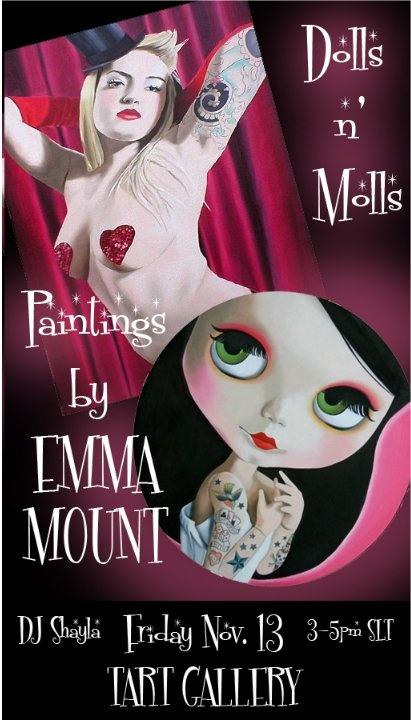 Artworks by Emma Mount (100 работ)