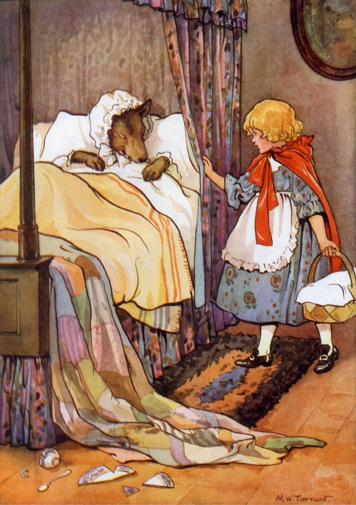 Illustrations to Fairy Tales (80 работ) (2 часть)