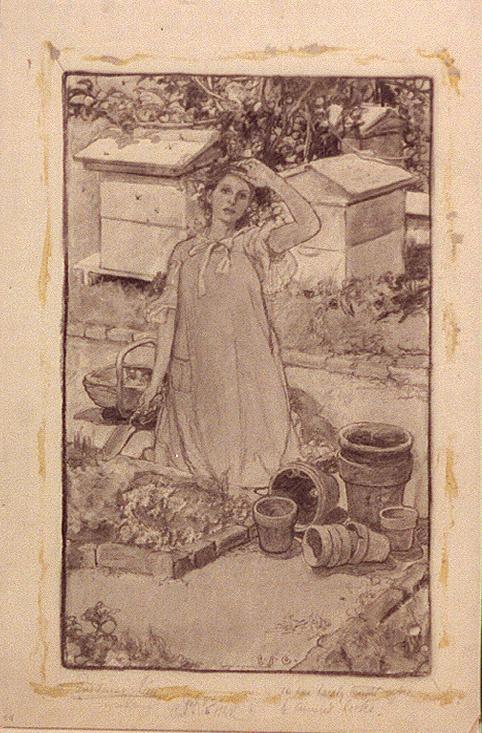 Elizabeth Shippen Green (Elliott) (1871 – 1954) (149 работ)