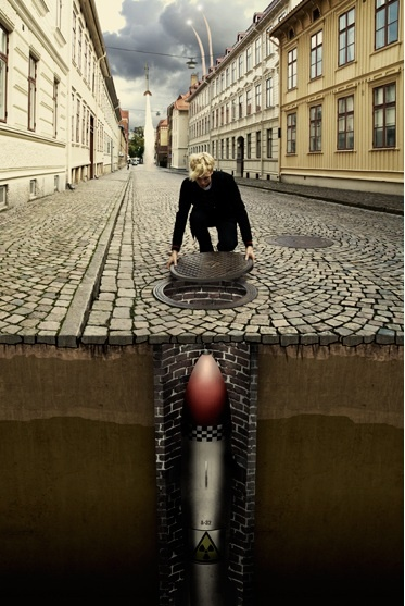 Работы Фотохудожника Эрика Йоханссона (34 фото)