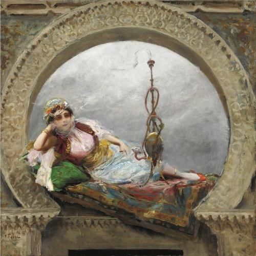 Итальянский художник Fabio Fabbi (92 работ)